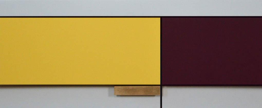 Berliner Küchen - Detail aus Sideboard Ansicht